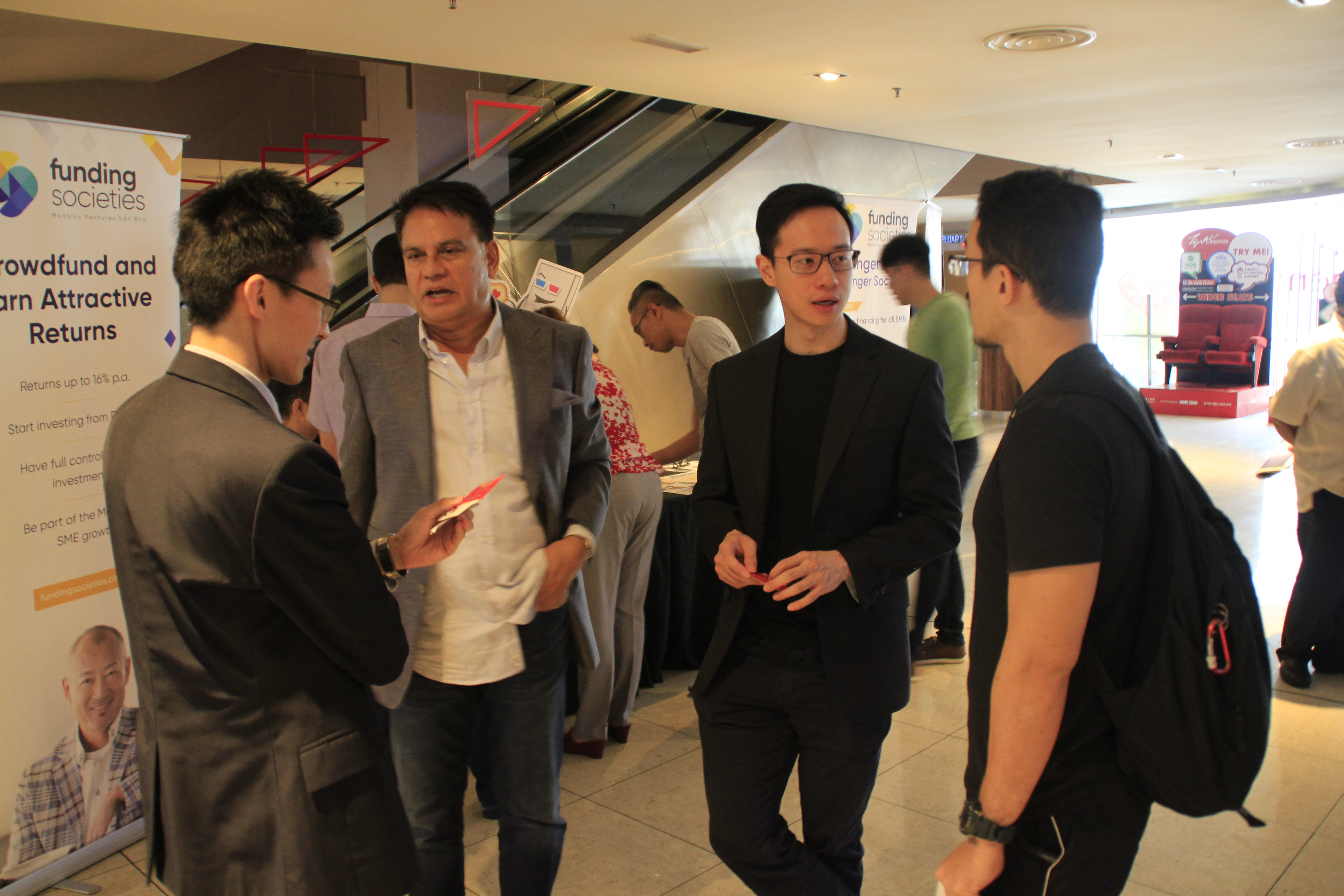 Funding Societies Malaysia's Third Investor Seminar