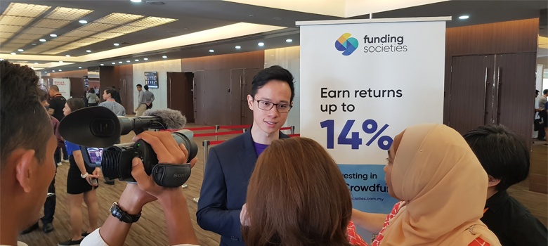 Funding Societies Emerges as Market Leader of P2P Financing Industry in Malaysia