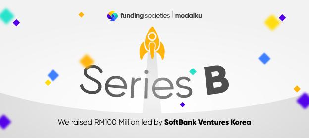Funding Societies Raises RM100 Million
