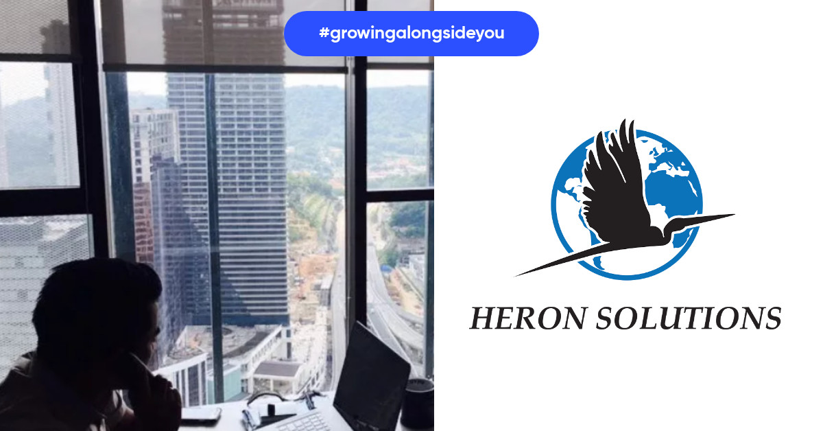 Heron Solutions - Your Story, With Us