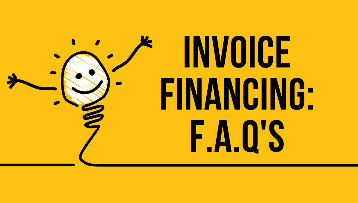 Questions on Invoice Financing